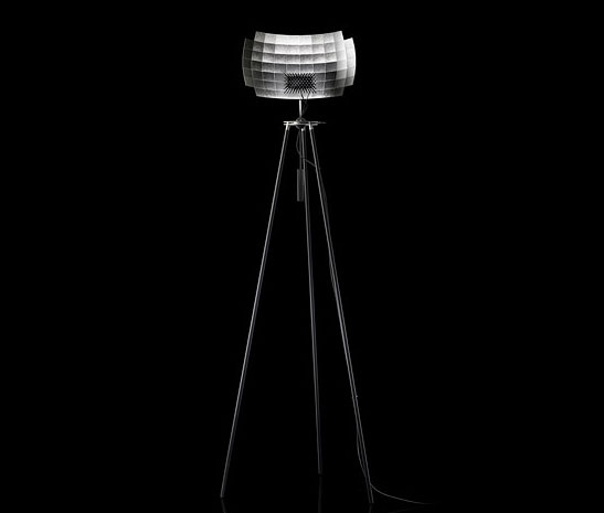 Ingo Maurer, Radarr Floor Lamp