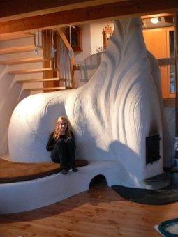Michael Schäfer - Raumgestaltung - gemauerte Grundöfen - Ofenskulpturen