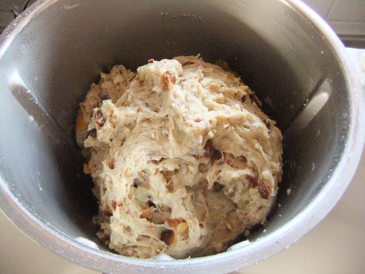 Rezept Stollen nach altem Rezept - hier in Minikastenform von aki0815 - Rezept der Kategorie Backen süß