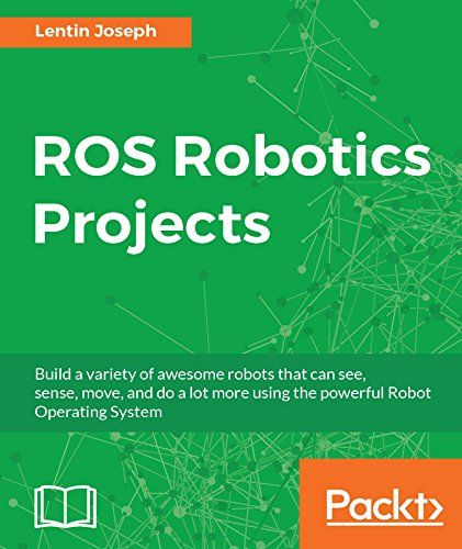 Exciting Robotics Projects and Tutorials using ROS
