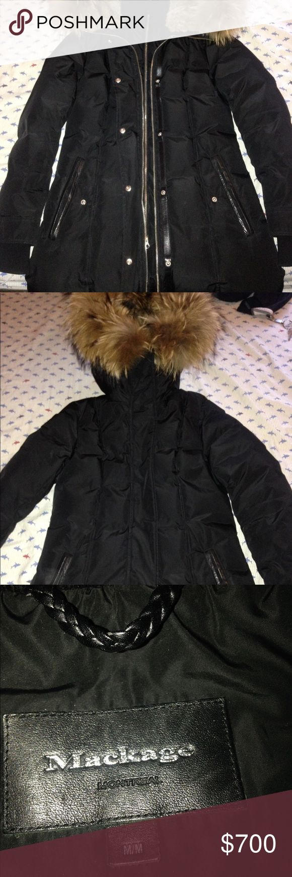 Brand New Mackage Jacket Brand New Mackage Jacket 100% Real Authentic  US Size M  Women's Only Mackage Jackets & Coats