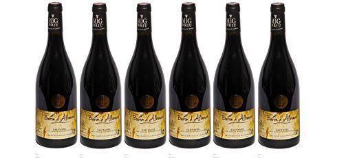 LE BARON D'ALBENAS – Vin Rouge – AOP TAUTAVEL – Vendu par carton de 6 Bouteilles de 75cl.: Cépages: Syrah, Grenache Noir, Carignan Robe :…