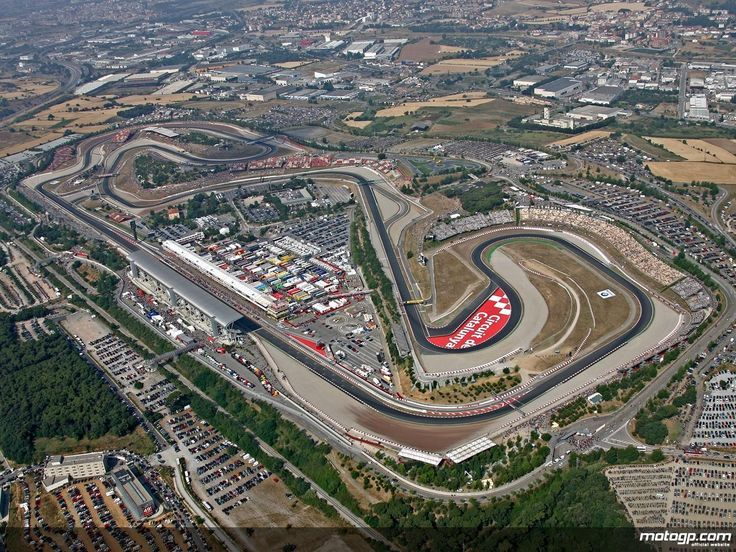 Circuit de Catalunya, Montmeló (Barcelona).