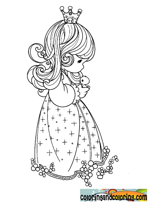 Colouring In Pages Wedding : 77 best precious moments coloring pages images on pinterest