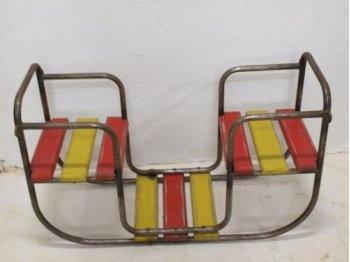 Vintage antiguos columpios va de retro mobiliario - Muebles industriales antiguos ...