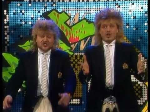 ▶ Bruce & Bongo - Hi Ho _ Whistle while you work(WWF-Club 23.05.1986) - YouTube