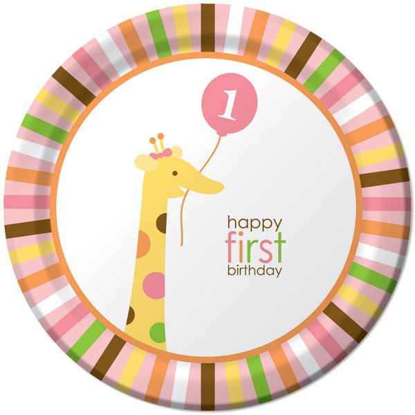 1000+ Images About Zoo's First Birthday Party On Pinterest