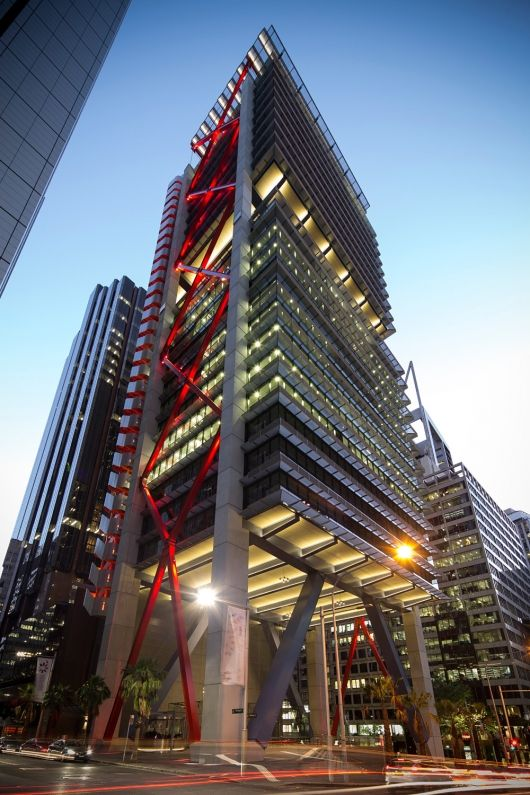 8 Chifley Square | Lippmann Partnership/Rogers Stirk Harbour & Partners (NSW). Image: Brett Boardman | Bustler
