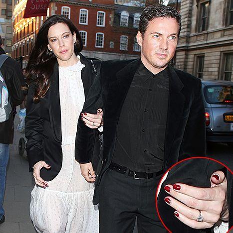 Liv Tyler Engaged to David Gardner: See Her Gorgeous Ring! - http://www.hollywoodfame.com/liv-tyler-engaged-to-david-gardner-see-her-gorgeous-ring.html