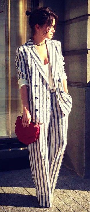 Miroslava Duma - Street style                                                                                                                                                                                 Plus