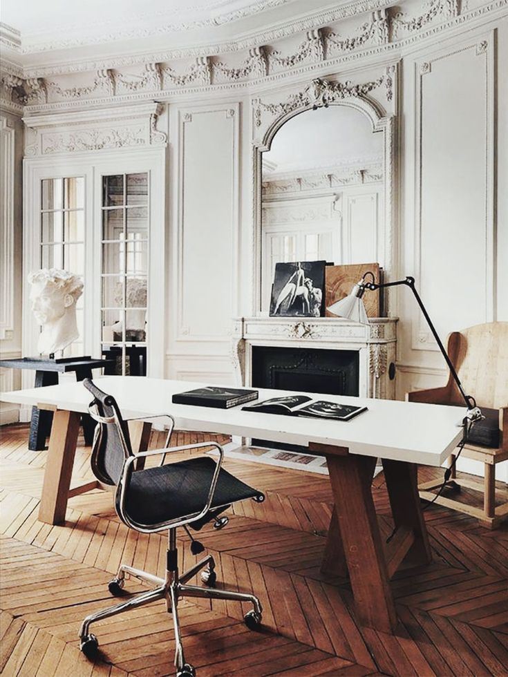 My dream studio/office! via A Charming Mix of Things | vol. 17 x