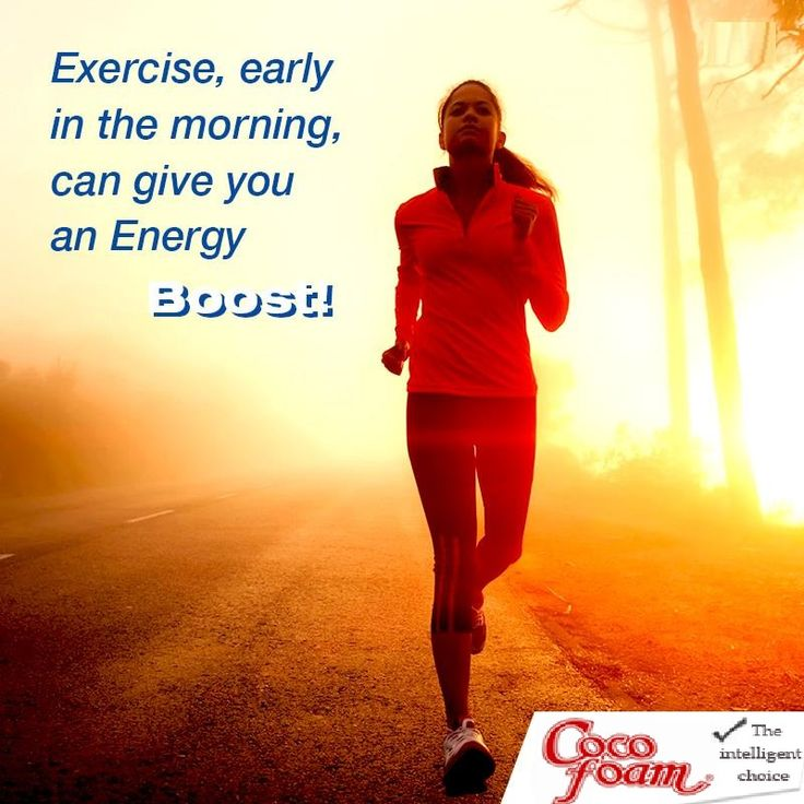 Give your week a Healthy & Energetic Start!