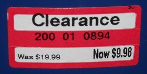 Learn to decipher Target's clearance price tags to get even better bargains.