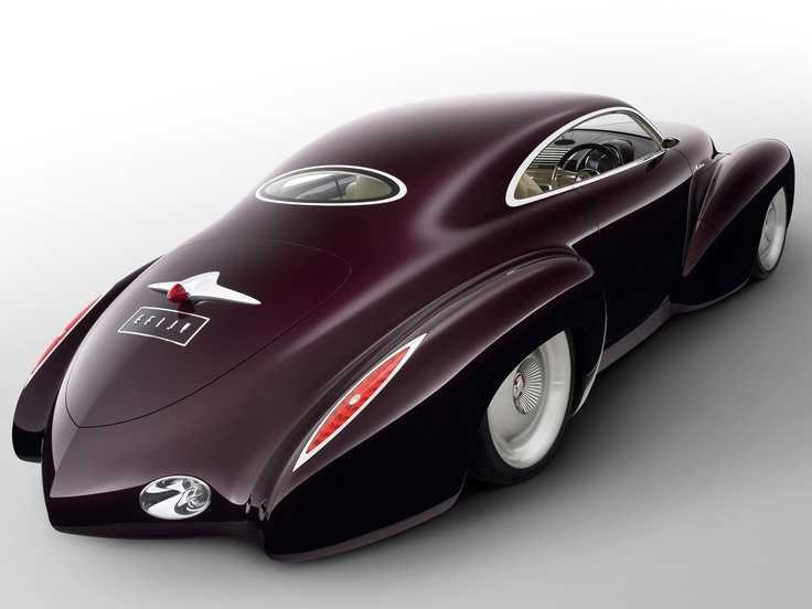Holden Efijy - How cool would it be to build a Kustom with the entire GM design studio at your disposal?