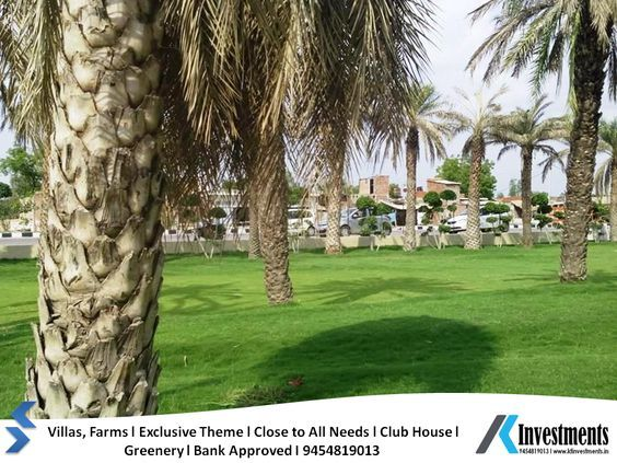 World Class Villas & Farms Now In #Lucknow. Bank Approved. Interest Free EMI #ResidentialProperty