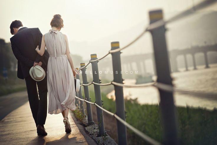 outdoor pre wedding photography in Korea,                                                                                                                                                                                 More