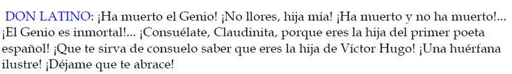 El pésame de Don Latino, Luces de Bohemia (Valle-Inclán en su  fase noveintaiochista)