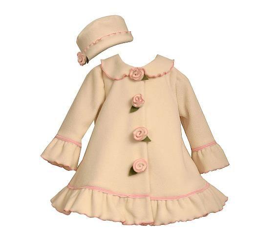 Пальто демисезонное детское для девочек