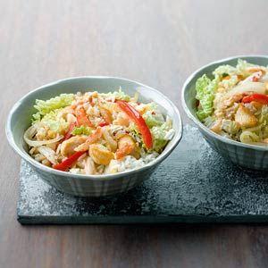 Recept - Chinese kool met kip en krab - Allerhande