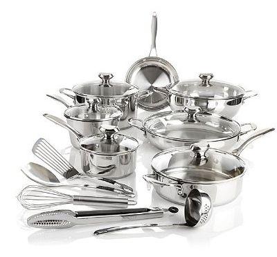 Wolfgang Puck Bistro Elite Cookware Set Reviews