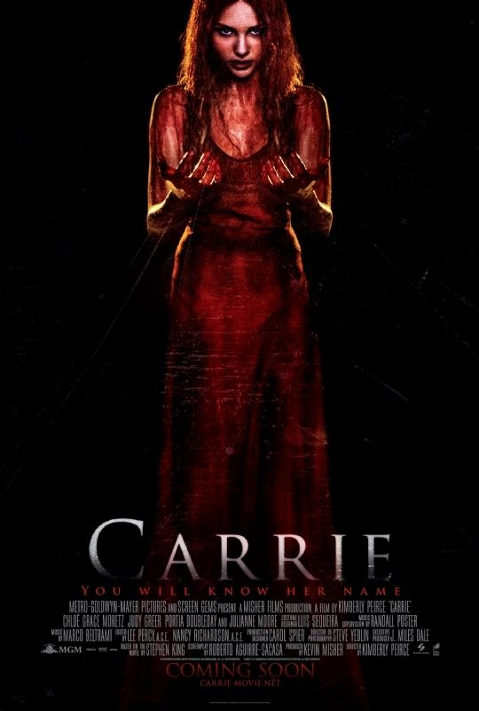 I loved this movie. I had been wanting to watch it for a long time, and finally did. I love Chloe Moretz and Julianne Moore's performances, and the movie altogether was great. I wouldn't recommend if you aren't too good with the sight of fake blood, though.