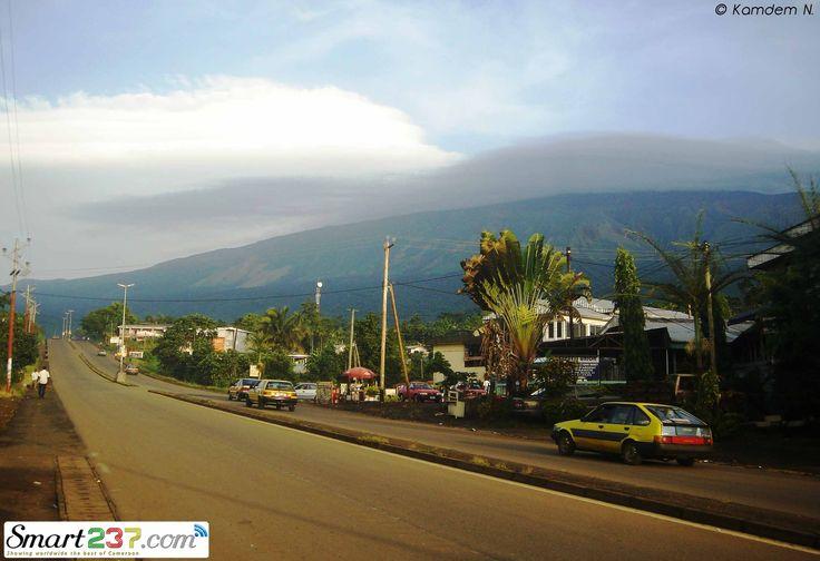 Buea..  #Cameroon  #NatureWonders