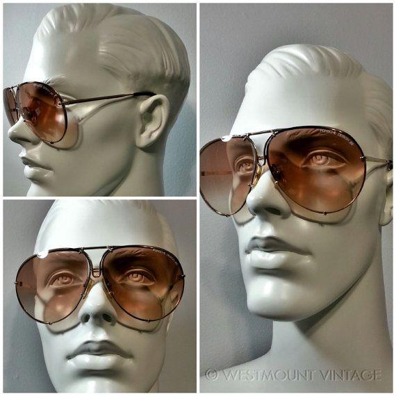 Vintage Porsche Design Carrera Sunglasses Model 5621