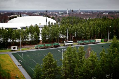 Sport areas from Seinäjoki.
