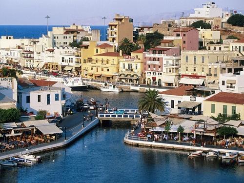 Agious Nikolaos, Crete, Greece