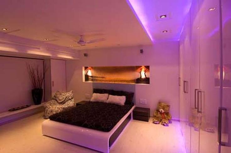 slaapkamer led strips verlichting http://www.ledstrip-specialist.nl ...