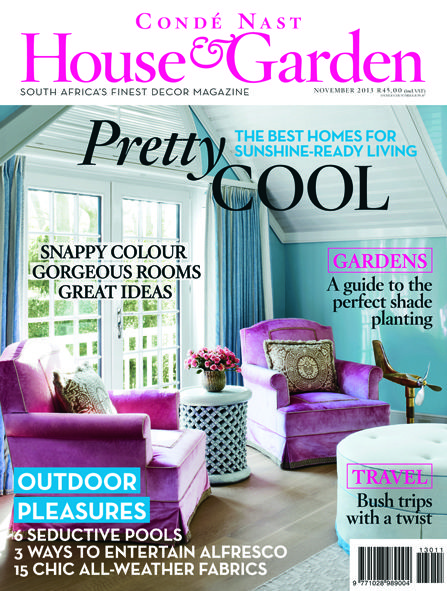 Contemporary House And Garden Magazine Nast With Decorating