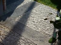 Gartengestaltung Beton-Schwellen