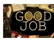 you shopuld find good job for life