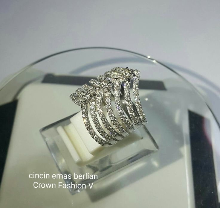 New Arrival🗼. Cincin Emas Berlian Crown Fashion V💍.   🏪Toko Perhiasan Emas Berlian-Ammad 📲+6282113309088/5C50359F Cp.Antrika👩.  https://m.facebook.com/home.php #investasi#diomond#gold#beauty#fashion#elegant#musthave#tokoperhiasanemasberlian