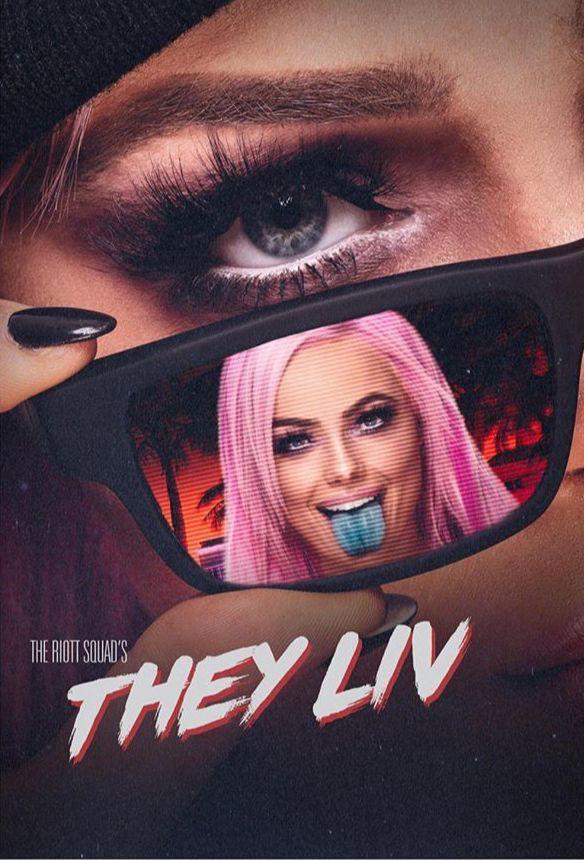 Collage Poster LIV MORGAN WWE