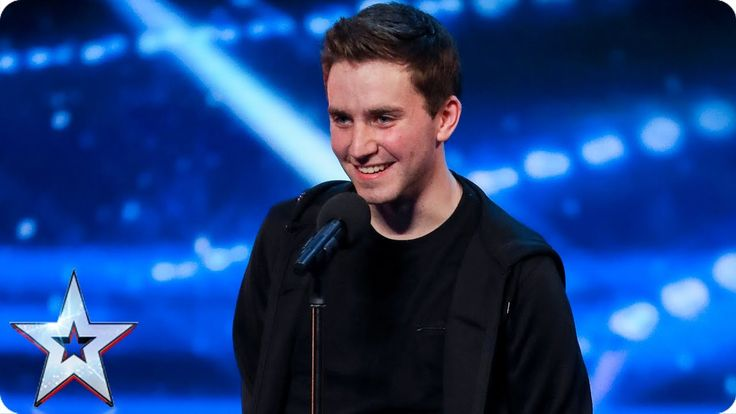 David Geaney taps up a storm on the BGT stage | Auditions Week 7 | Brita...