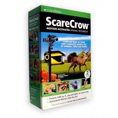 ScareCrow Sprinkler - Motion Activated / Motion Sensor Sprinkler Animal Deterrent | Do My Own Pest Control