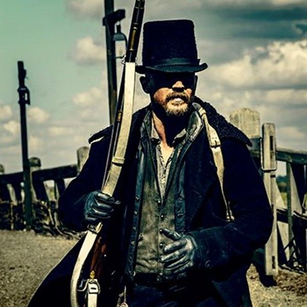 "Taboo series 2 confirmed: Tom Hardy to return to BBC1 as ""the devil Delaney"""