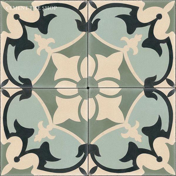 Cement Tile Shop - Encaustic Cement Tile Sofia