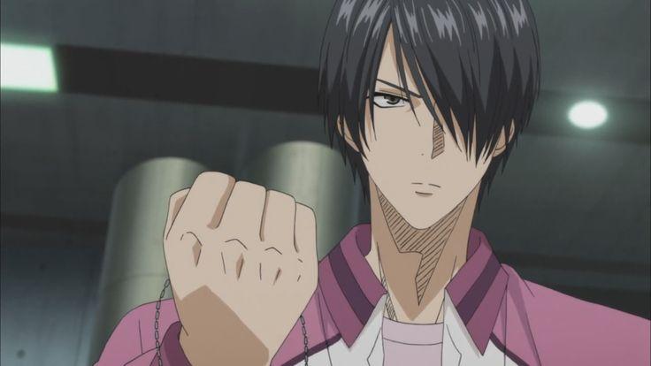 Himuro Tatsuya (Kuroko no Basket 2nd Season)