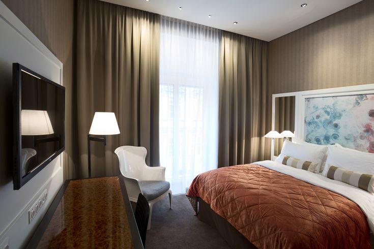 A newly designed boutique hotel in Vienna, Austria!