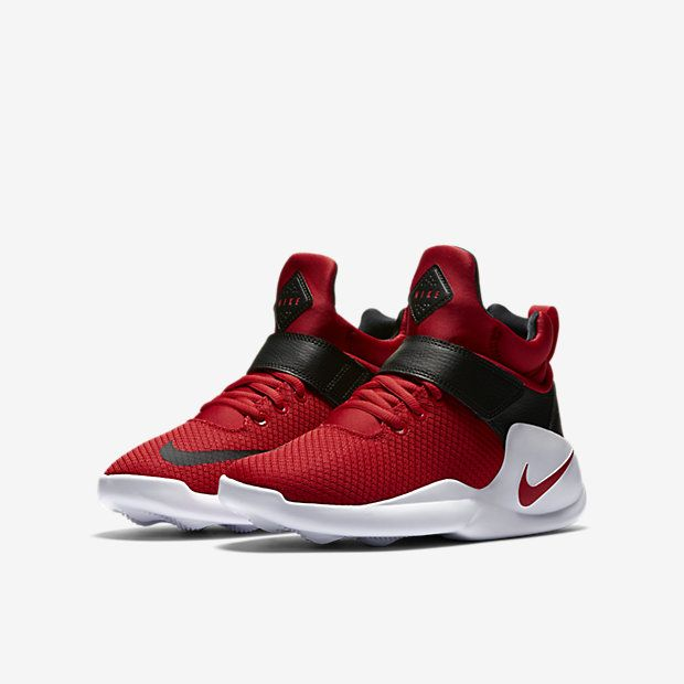 low priced ed917 2be5e Nike Kwazi (3.5y-7y) Big Kids  Shoe   Kicks   Pinterest   Nike kids shoes,  Nike basketball shoes and Nike shoes for boys