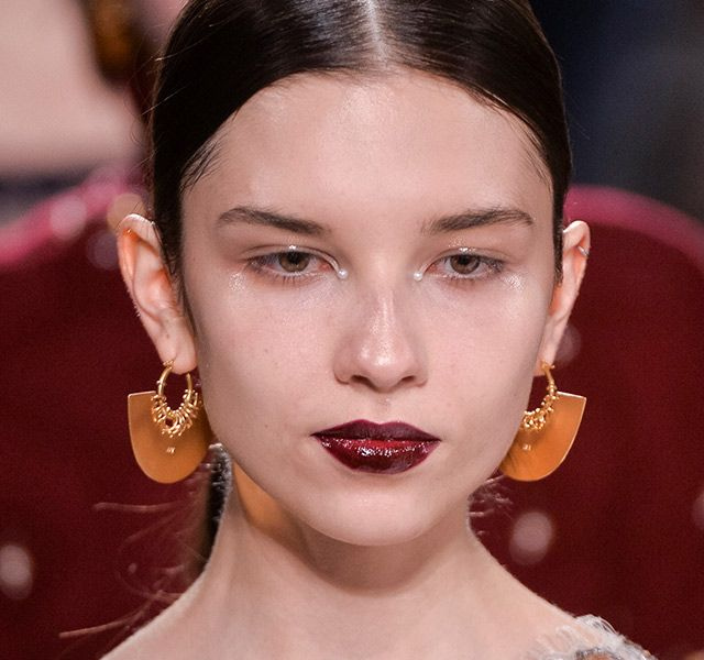 Make up trends 2018, ombre lips