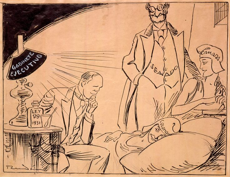 Ley 99-1931 | Colección de Arte del Banco de la República