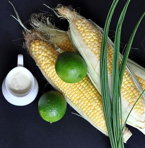 Ad Hoc's Creamed Summer Corn Steals The Show | Trissalicious