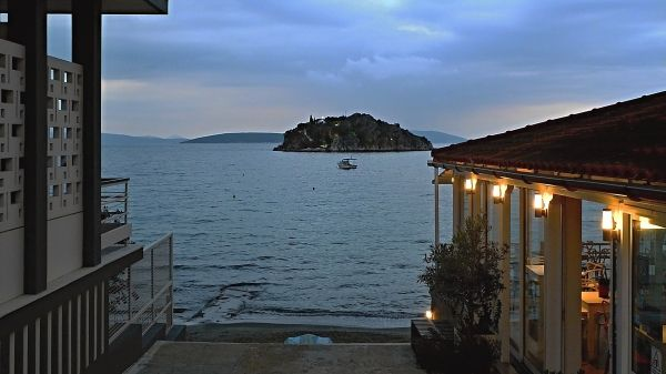 Evening in Tolo, 15 min drive from Nafplion