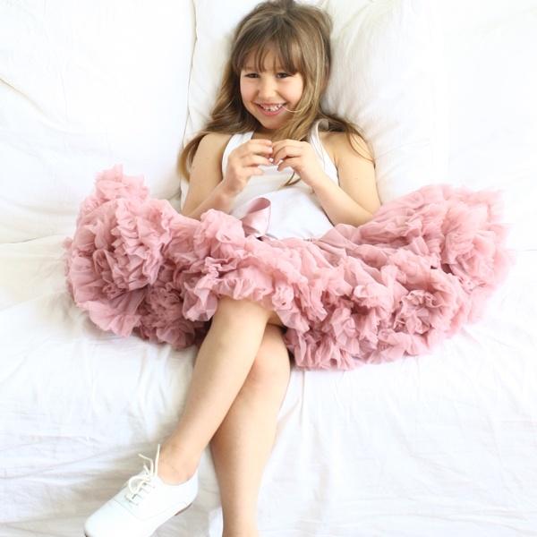Tutu - Vintage pink