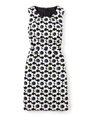 I've+spotted+this+@BodenClothing+Harriet+Dress+Black/Navy