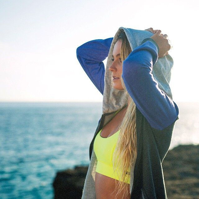 Thursday fit vibes with Alana Blanchard #RipCurlActive | Trent Mitchell