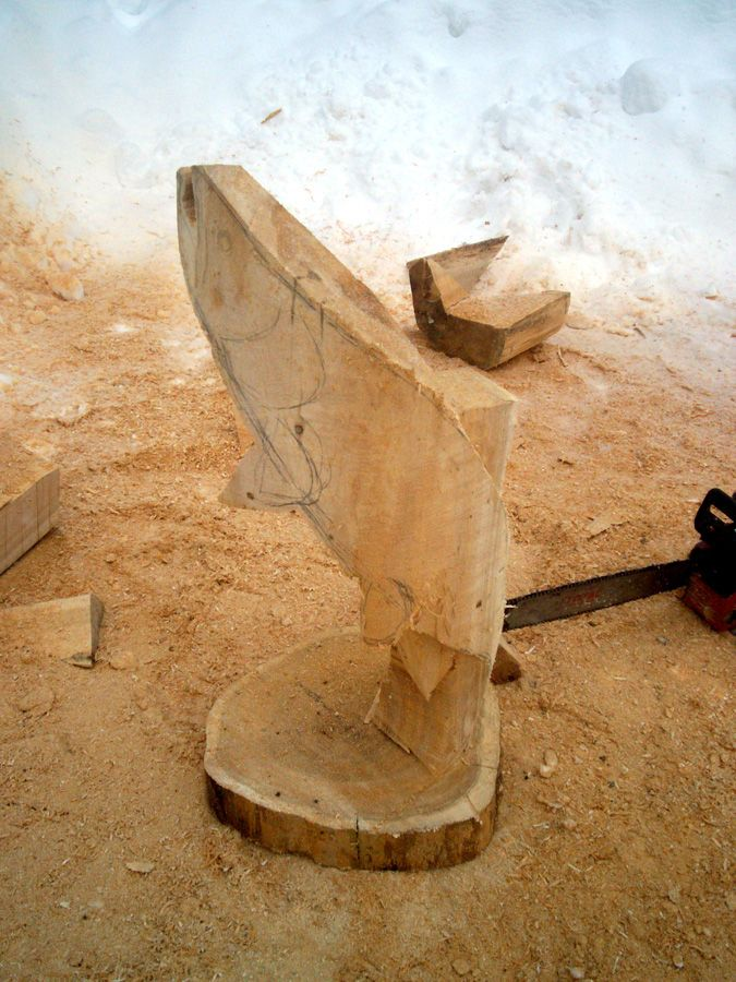 Chainsaw carving patterns thumb